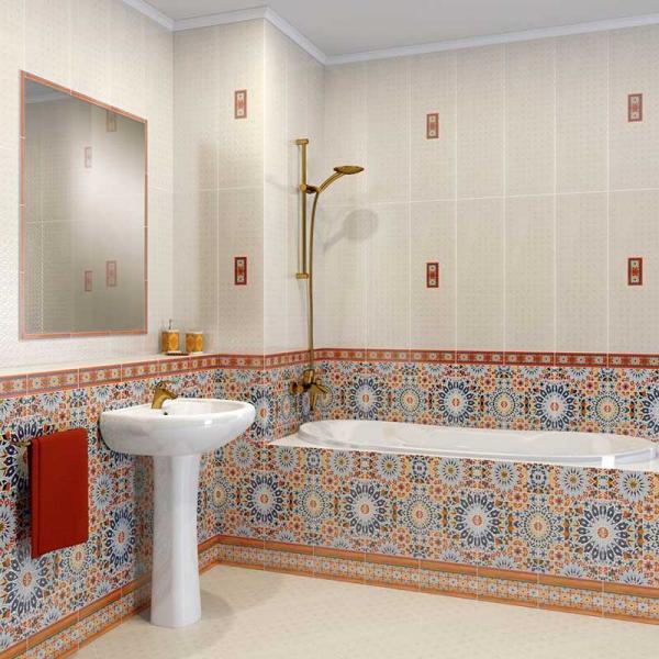 Как сделать Расчёт плитки для ванной