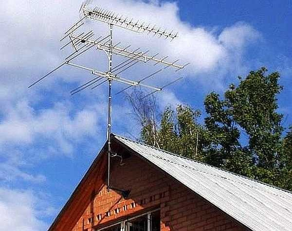 Что сделать чтобы антенна лучше ловила на даче