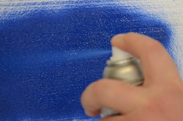 пенополистирол покраска