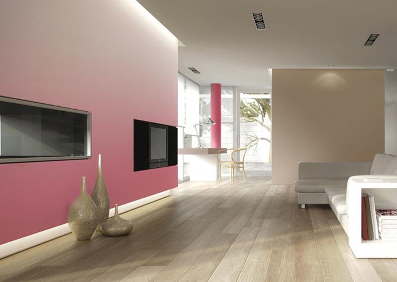 природа варианты покраски стен в доме фото история