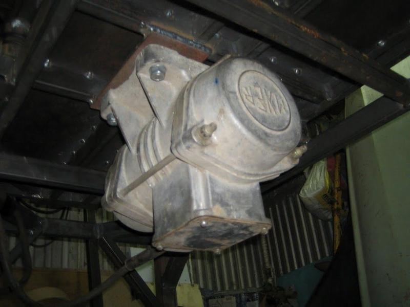 мотор для вибростола