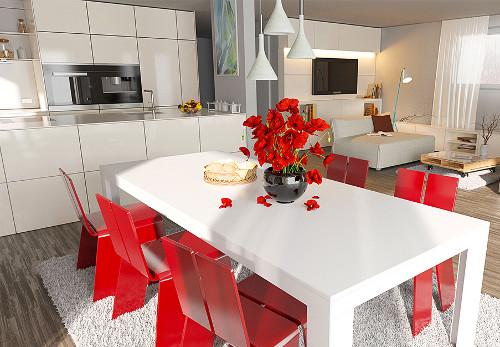 3D моделирование в современном дизайне интерьера