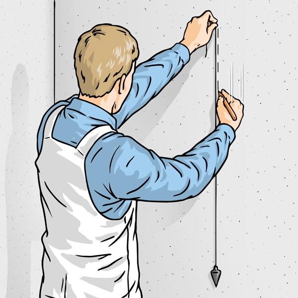 Как наклеить фотообои на стену с обоями: материалы, инструменты, последовательность работ
