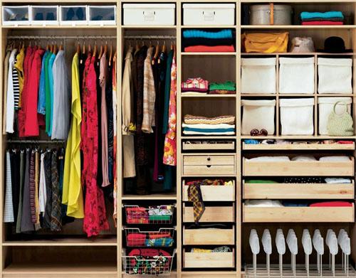 Для чего нужна гардеробная комната?
