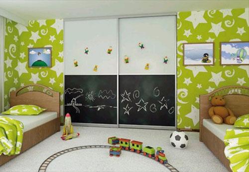Комната, где живут сказки или детская для дошкольника