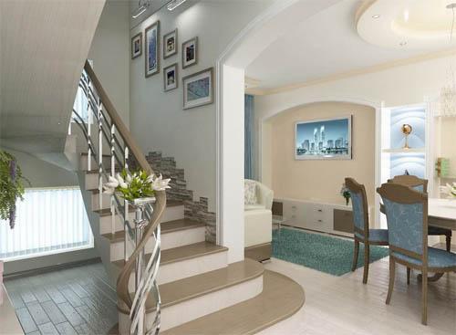 Квартира в двух уровнях: особенности дизайна интерьера