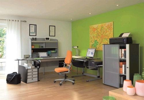 Домашний офис: бюджетный вариант