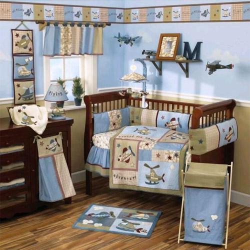Красочные декорации в комнате Вашего ребенка