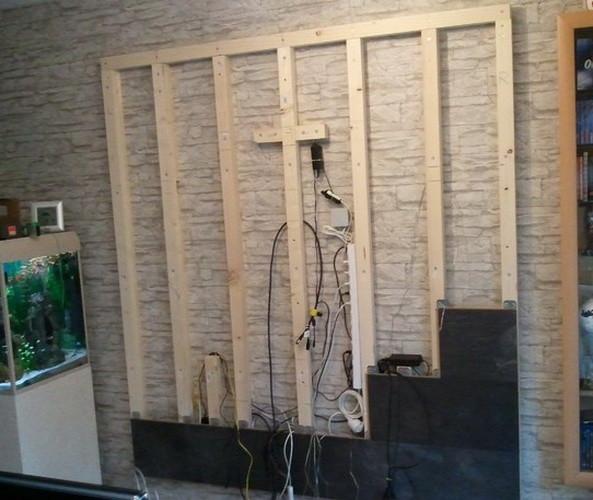Укладка ламината на стены: инструменты, особенности монтажа