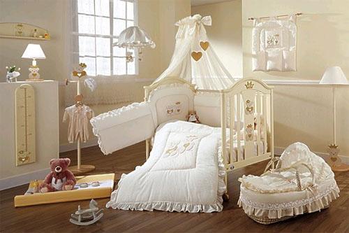 Детская комната: маленькая страна чудес