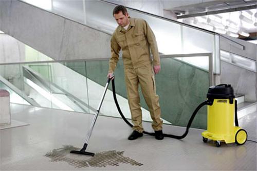 Современная техника для очистки дома, офиса и промышленных объектов