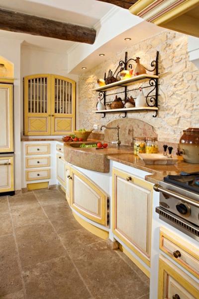 Квартира в провансальском стиле: секрет в деталях
