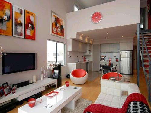 Как создать модный интерьер гостиной?