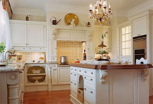 Как оформить кухню в деревенском стиле? Практические советы
