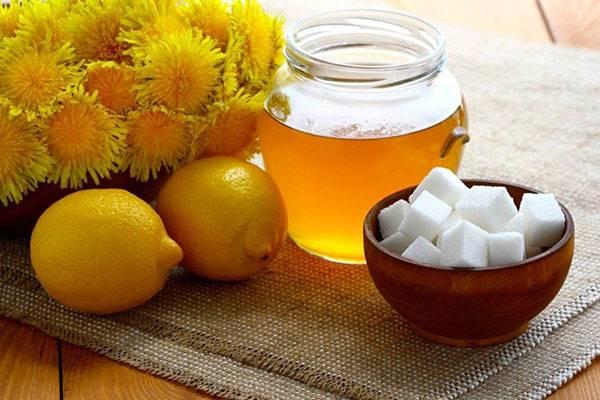 Польза и вред от употребления меда из одуванчиков