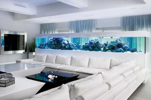 Гостиная в морском стиле: нотки лета в вашем доме