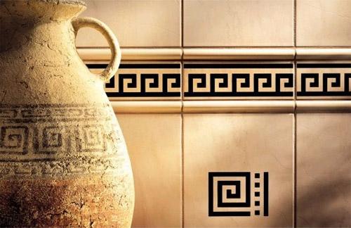 Керамические плитка для дома: стили и фасоны