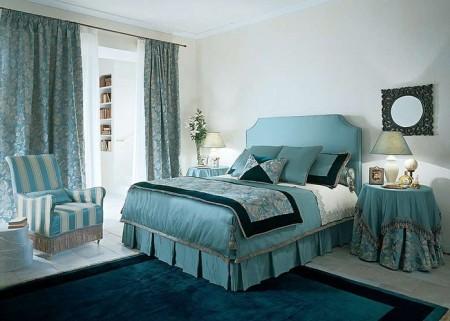 Варианты отделки спальни, советы по планированию, отделка стен