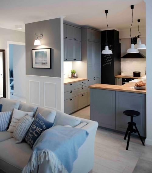 Как визуально увеличить интерьер небольшой квартиры: некоторые трюки