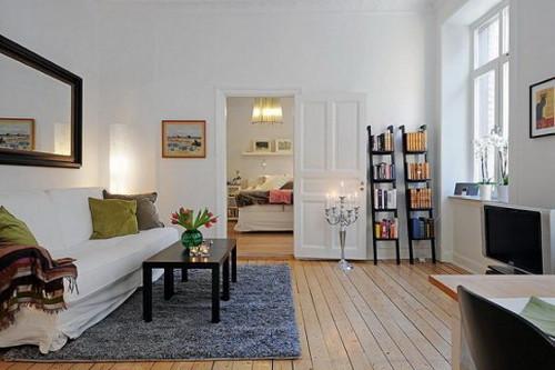 Квартира с маленькими комнатами: особенности дизайна и декора