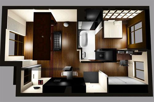 Дизайн проект квартиры — от математики к гармонии