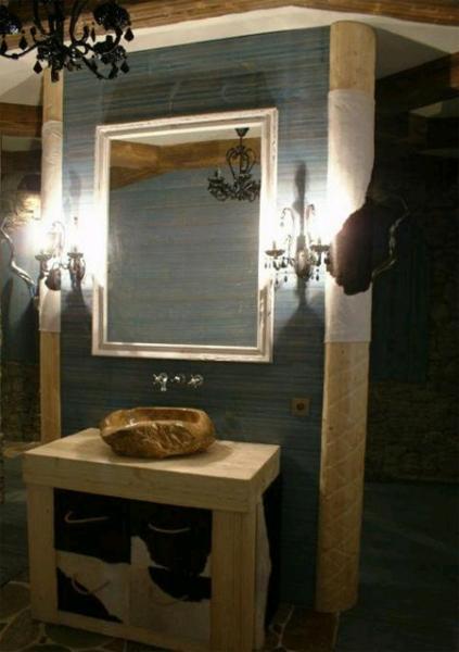 Интерьер в стиле шале: выбираем мебель, отделку и аксессуары
