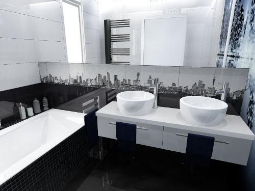 Ванная комната в городском стиле: 3 вдохновляющих интерьера