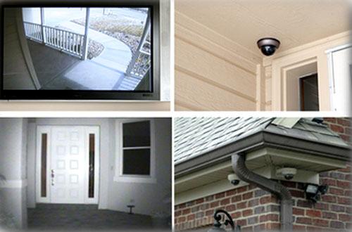 Системы безопасности в частном доме