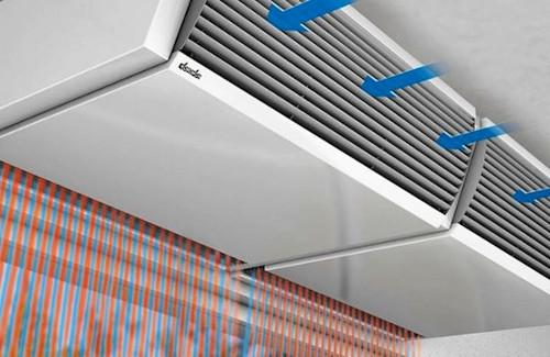 Тепловые завесы: особенности выбора и установки оборудования
