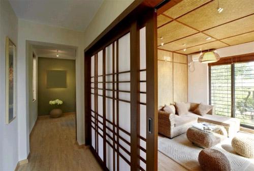 Квартира в японском стиле: секреты и решения