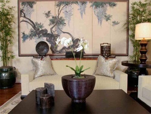 Китайский стиль в дизайне интерьера: от концепции до аксессуаров