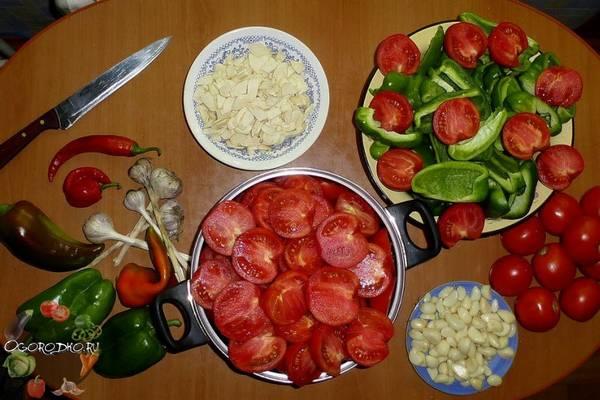 Хреновина, рецепт приготовления классический