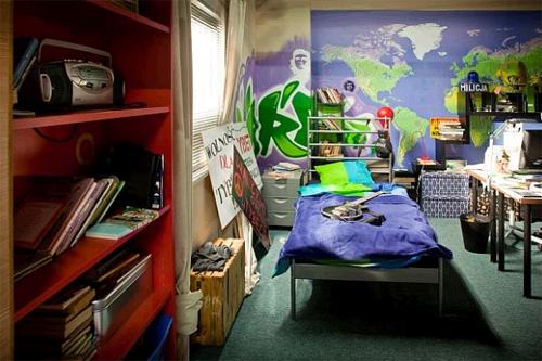 Комната для подростка: как украсить интерьер?