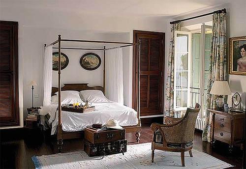Колониальный стиль интерьера: бунгало — сама простота и естественность