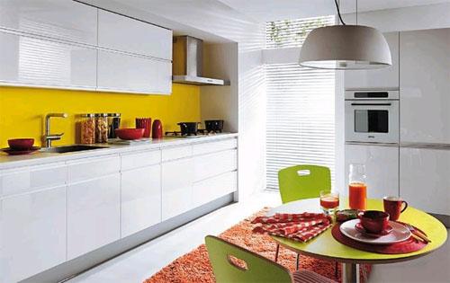 Как создать гармоничный дизайн кухни?