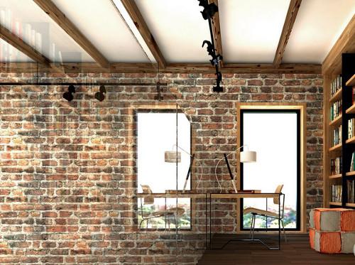 Квартира с мезонином: практичность и стиль