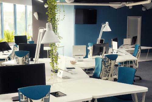 Дизайн-проект интерьера офиса: общие принципы и особенности