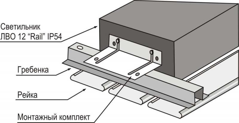 Реечный потолок своими руками: практические рекомендации