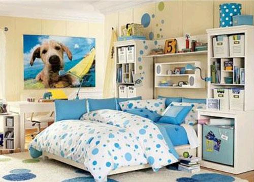 Бюджетное украшение детской комнаты