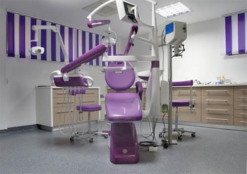 Каким должен быть интерьер стоматологического кабинета?