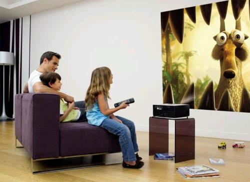 Проектор для домашнего кинотеатра: основные критерии выбора