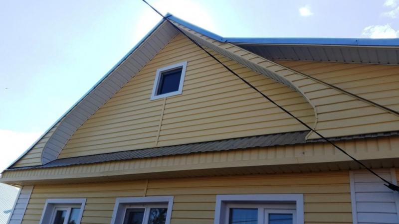 Обшиваем фронтом дома красиво и дешево в 2019 году