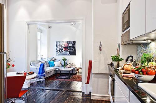 Дизайн интерьера квартиры: заказ и разработка проекта
